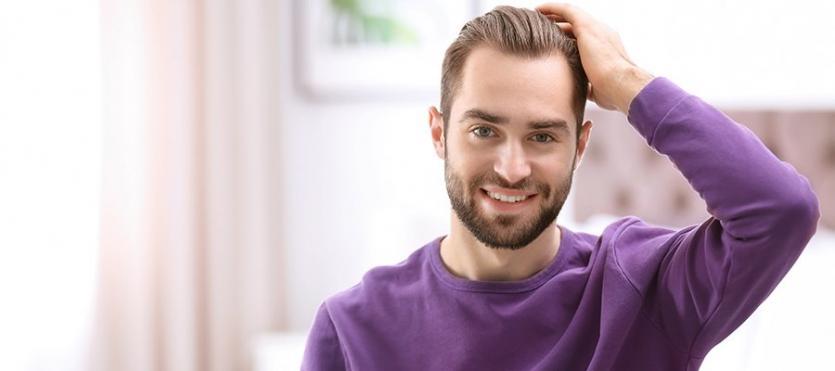 sedeation hair transplant