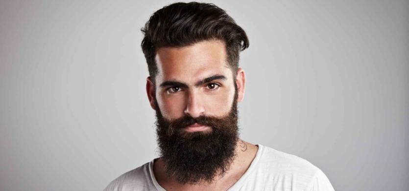 Beard and Mustache transplant
