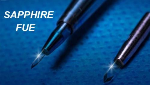 Percutaneous Sapphire FUE Method